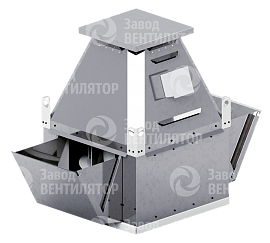 Крышный вентилятор BKPФ (new) №9