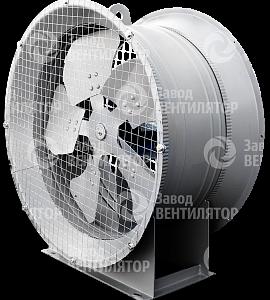 Осевой вентилятор ВС 10-400 №6,3