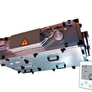 Приточно-вытяжная установка Node1- 700/RP,VAC,E3.8 Compact