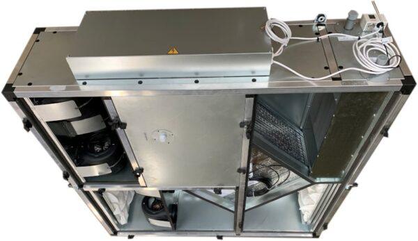 Приточно-вытяжная установка Node1-2200/RP,VAC,W Compact