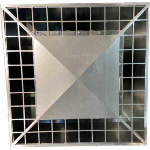 Вентилятор крышный VR343- 630 (3,57 кВт; 6,63А; 380В)