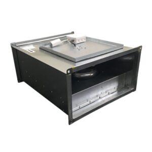 Вентилятор канальный прямоугольный V143- 8050 (4.9кВт; 8,5А; 380В)