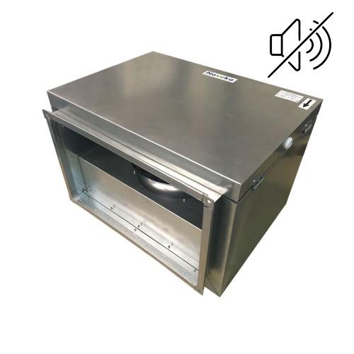 Вентилятор канальный бесшумный VS(AC)-7020 с пультом ДУ (улитка ebm-papst)