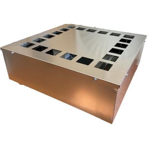 Вентилятор крышный шумоизолированый VRS321- 250 (0,21 кВт; 0,93А; 220В)