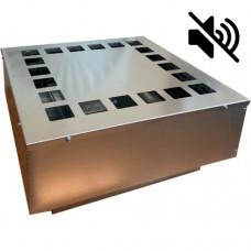 Вентилятор крышный шумоизолированый VRS343- 630 (3,57 кВт; 6,63А; 380В)