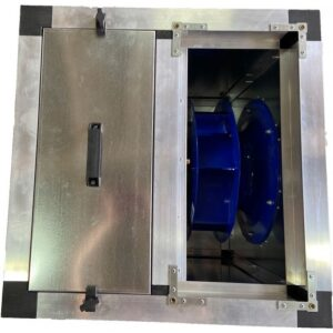 Вентилятор кухонный в шумоизолированном корпусе VKS43- 630 (7,5 кВт)