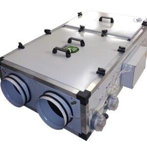 Приточно-вытяжная установка Node1-2400/RP,VEC,E15 Compact