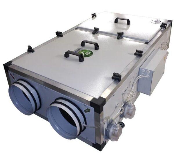 Приточно-вытяжная установка Node1-2200/RP,VEC,E13.5 Compact