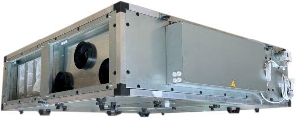 Приточно-вытяжная установка Node1-2200/RP,VEC,W Compact