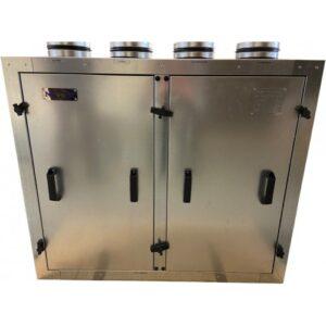 Приточно-вытяжная установка Node1-2200 RP,VAC,E13.5 Vertical