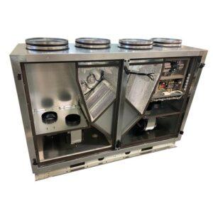 Приточно-вытяжная установка Node1-1600/RP,VEC,W Vertical