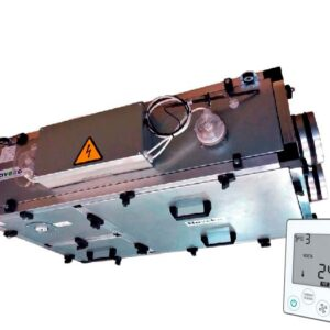 Приточно-вытяжная установка Node1-2200 RP,VAC,E13.5 Compact