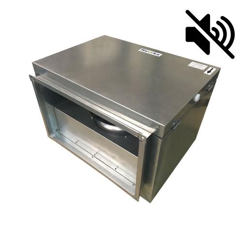 Вентилятор канальный прямоугольный шумоизолированный VSEC3-10050 (4,5 кВт; 6,8А; 380В)