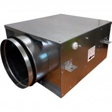 Вентилятор канальный круглый V-315 Compact (компактный метал. корпус, мотор-колесо ebm-papst)