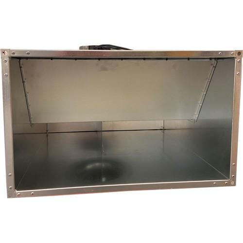 Вентилятор канальный прямоугольный VEC1- 5025 (0,17 кВт; 1,4А; 220В)