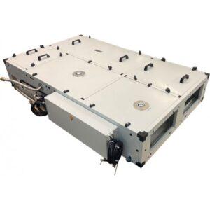 Приточно-вытяжная установка Node1-2200/RP,VEC,Z,W Compact (AQUA)