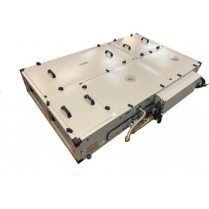 Приточно-вытяжная установка Node1-2200/RP,VAC,Z,W Compact (AQUA)