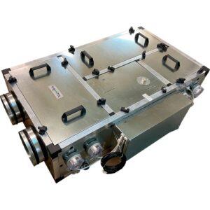 Приточно-вытяжная установка Node1- 100/RP,VAC,E0.37 Compact