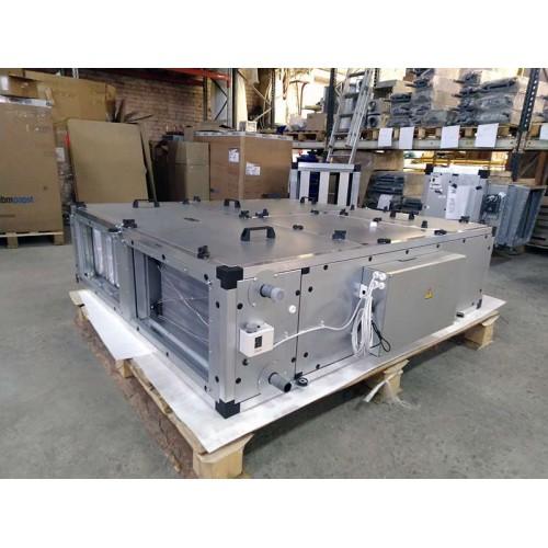 Приточно-вытяжная установка Node1-1000/RP,VEC,E6 Compact