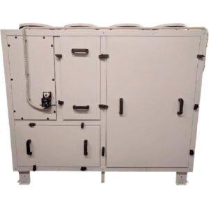 Приточно-вытяжная установка Node1- 800/RP,VAC,E4.5 Vertical