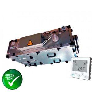 Приточно-вытяжная установка Node1- 500/RP,VEC,E2.6 Compact
