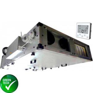 Приточно-вытяжная установка Node1-1600/RP,VEC,E10 Compact